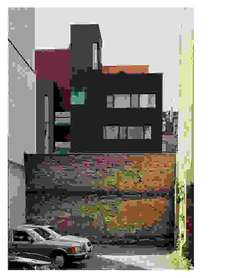 Wohnbebauung Q21 Häuser von Dipl.-Ing.Architektin BDA