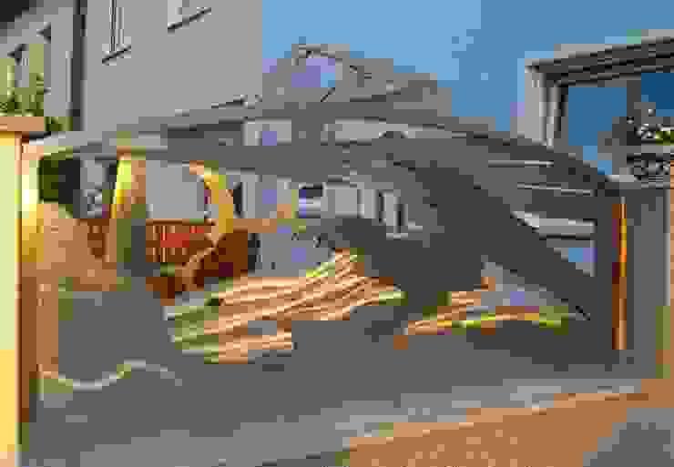 Edelstahl Design von Edelstahl Atelier Crouse: Tropisch