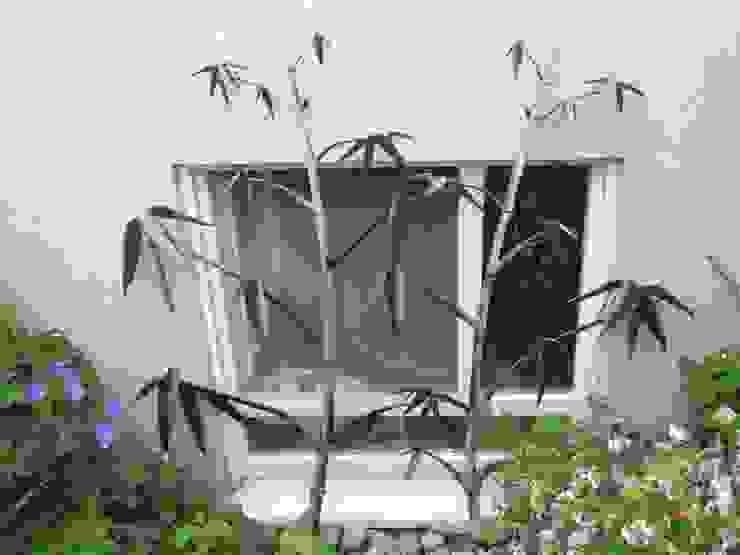 Edelstahl Fenstergitter: modern  von Edelstahl Atelier Crouse:,Modern