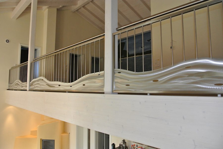 de Edelstahl Atelier Crouse: Moderno