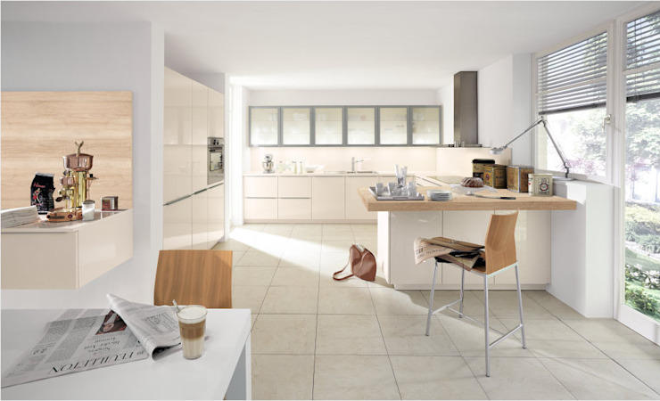 Modern style kitchen by ALNO AG Modern