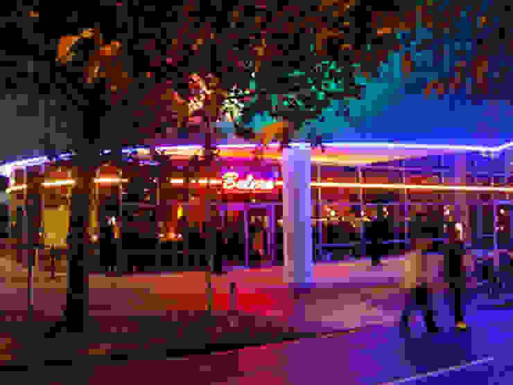 Bar & Restaurant * Bolero* Moderne Bars & Clubs von Andras Koos Architectural Interior Design Modern