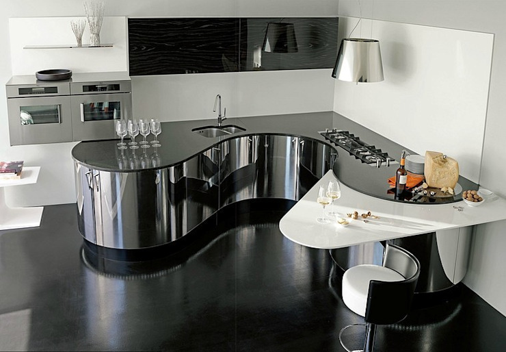 Kitchen by Küchengaleria Oßwald GmbH