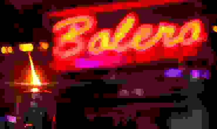 Restaurant & Bar *BOLERO* Moderne Gastronomie von Andras Koos Architectural Interior Design Modern