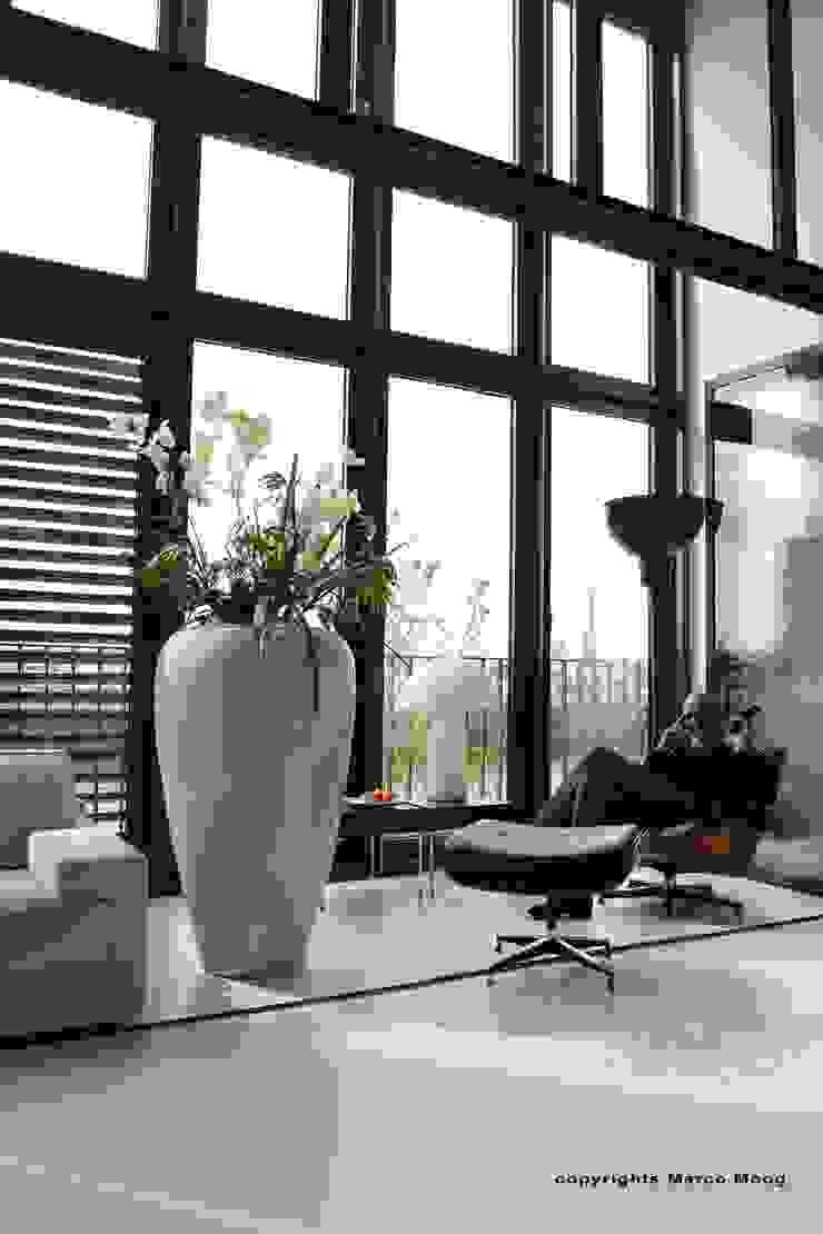 Andras Koos Architectural Interior Design Modern Duvar & Zemin