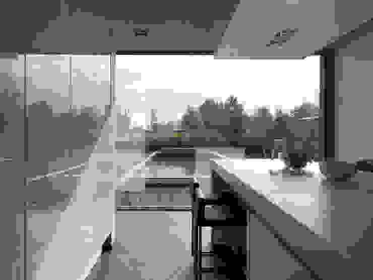 Martelange   Belgien Moderne Küchen von LEICHT Küchen AG Modern