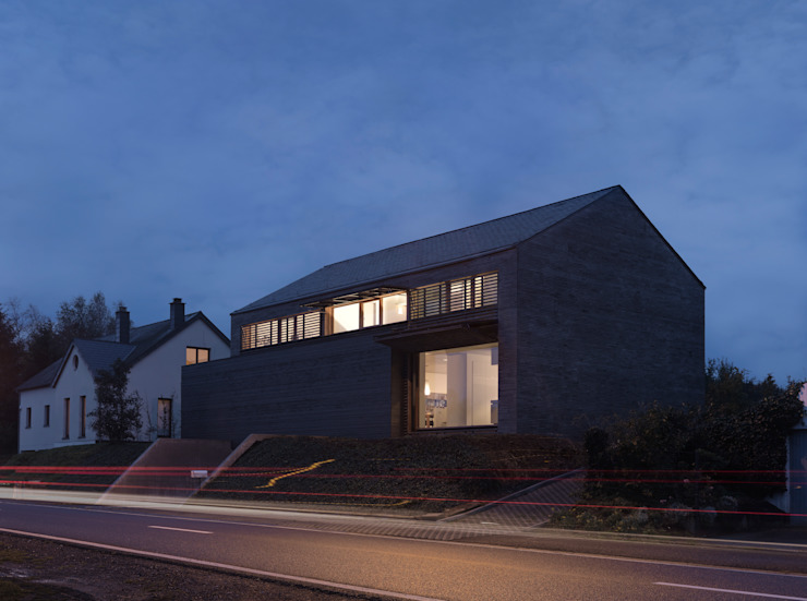 Casas modernas por LEICHT Küchen AG Moderno