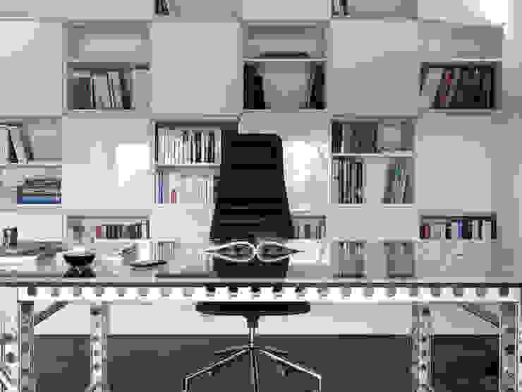 Oficinas de estilo moderno de LEICHT Küchen AG Moderno