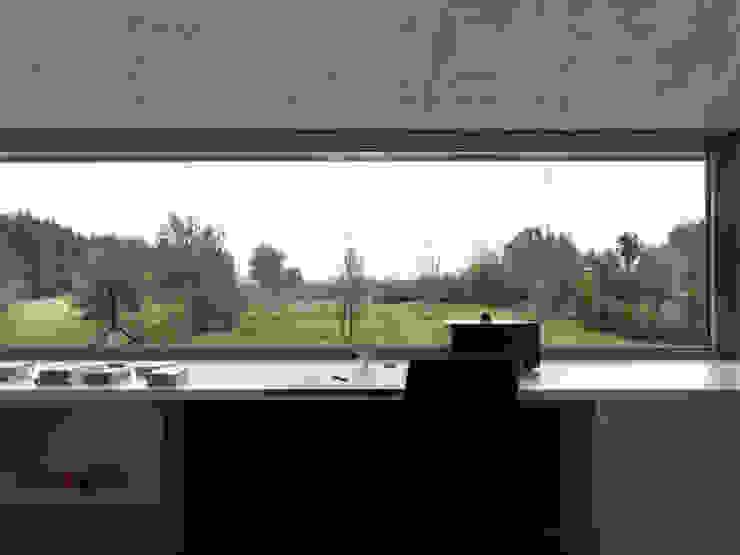 Martelange | Belgien Moderne Arbeitszimmer von LEICHT Küchen AG Modern