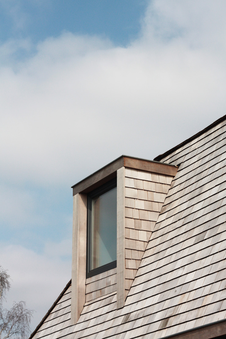 Maisons rurales par derksen|windt architecten Rural