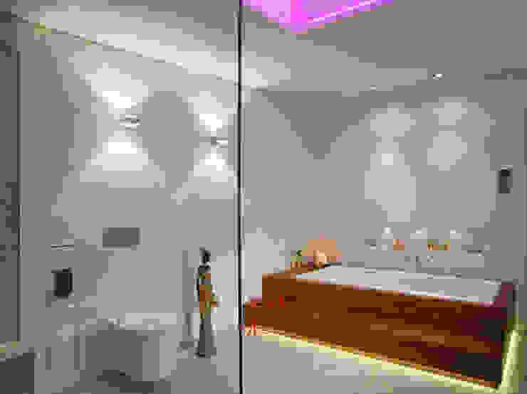 Baños de estilo moderno de Design by Torsten Müller Moderno
