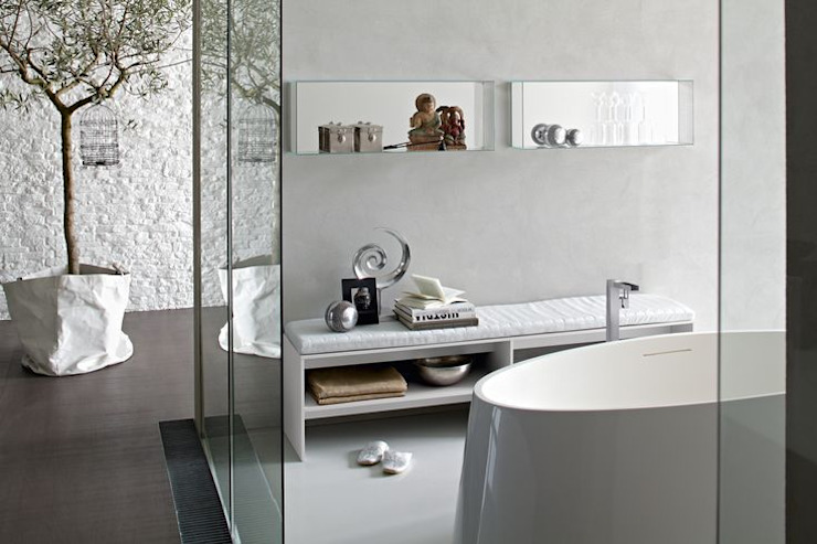 Modern bathroom by Design by Torsten Müller Modern