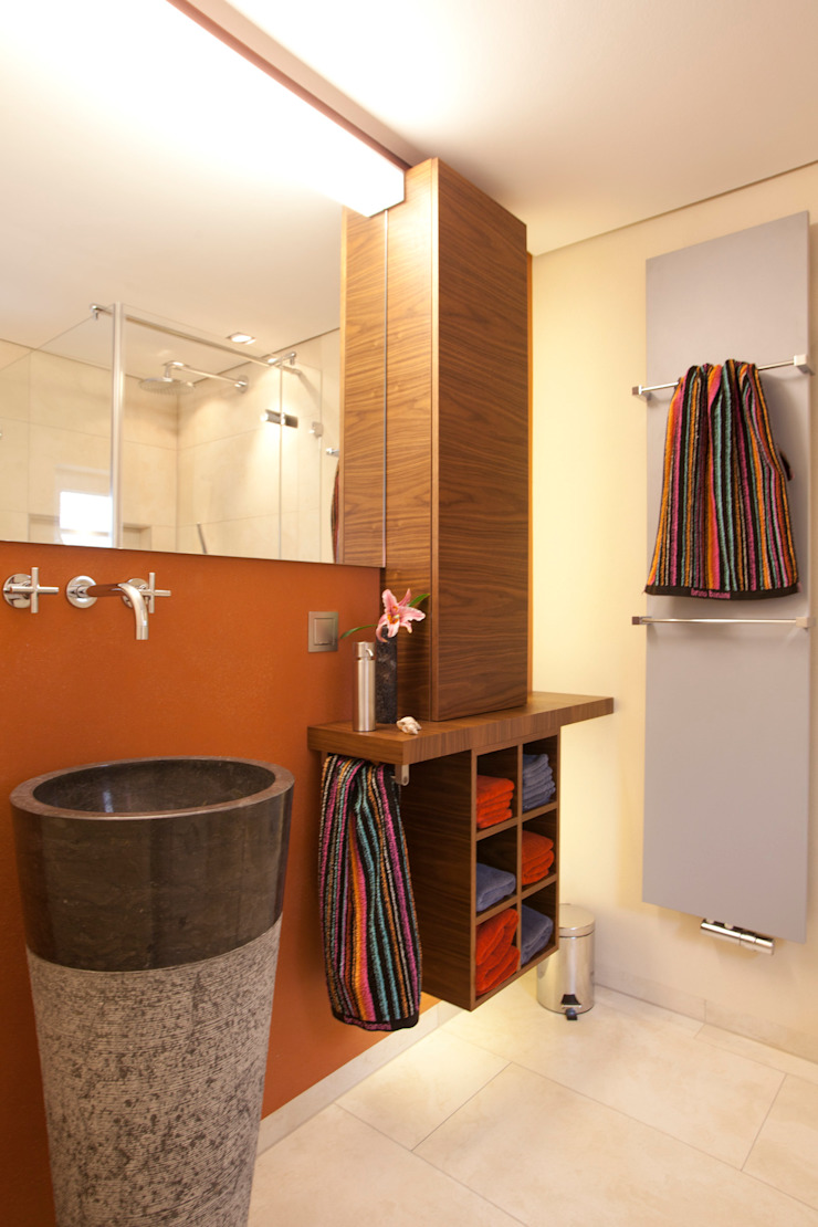 Design by Torsten Müller Modern style bathrooms