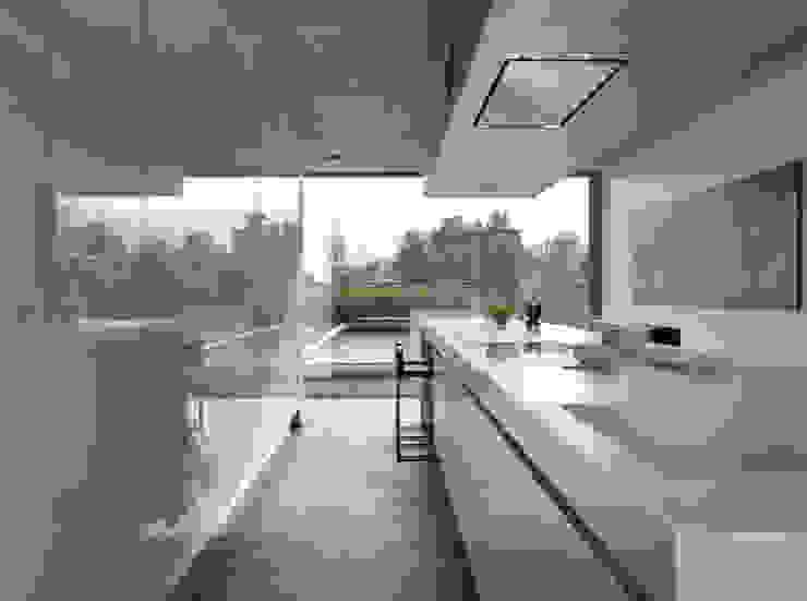 ห้องครัว โดย LEICHT Küchen AG, โมเดิร์น