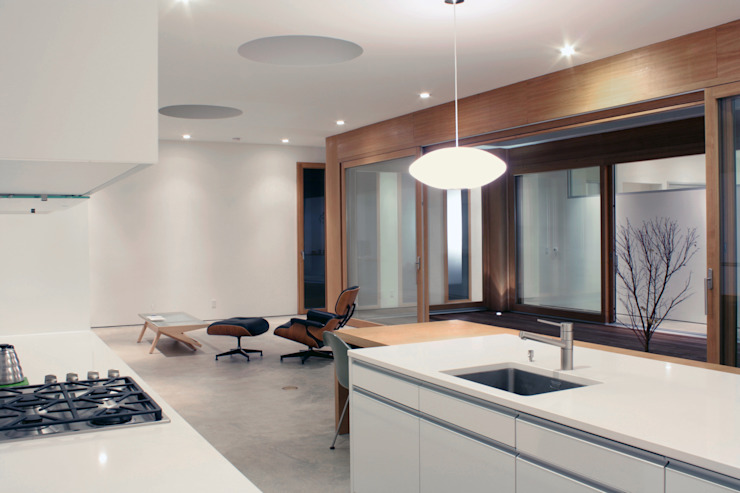 Kalifornien| USA Moderne Küchen von LEICHT Küchen AG Modern