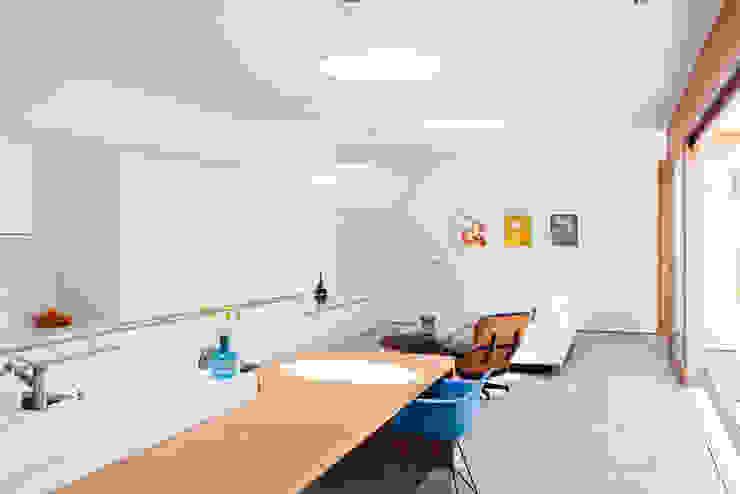 Kalifornien| USA Moderne Esszimmer von LEICHT Küchen AG Modern