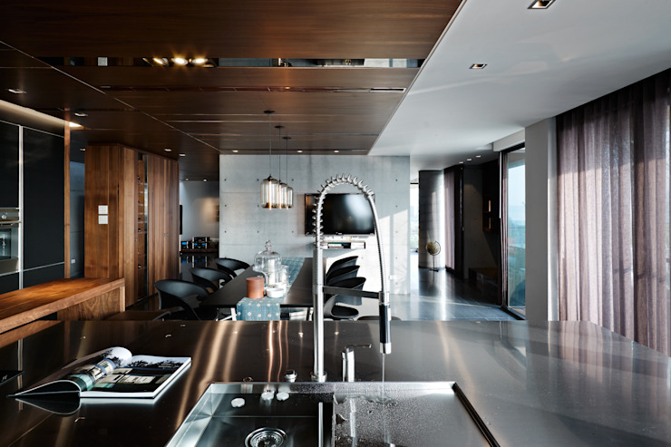 Kaohsiung City | Taiwan LEICHT Küchen AG Moderne Esszimmer