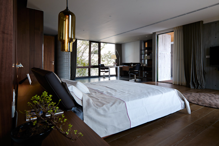 Asian style bedroom by LEICHT Küchen AG Asian
