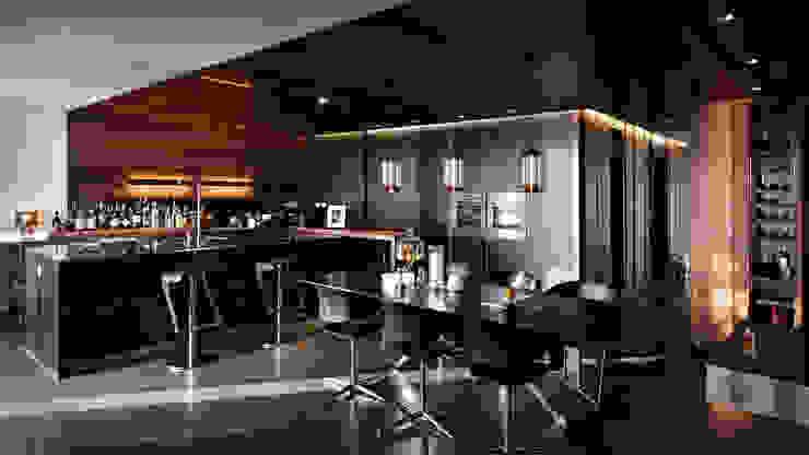 Ruang Makan oleh LEICHT Küchen AG, Modern