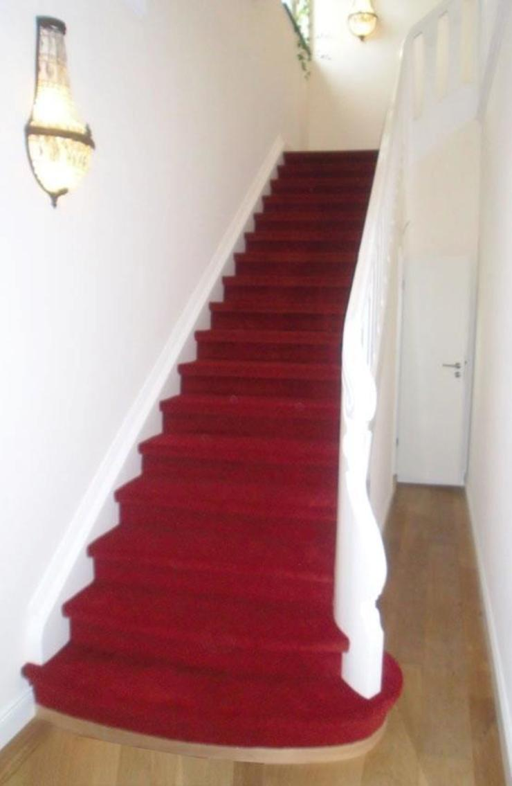 cordes architektur Classic style corridor, hallway and stairs