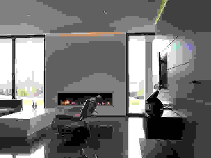 Hassel | Luxemburg LEICHT Küchen AG Moderne Wohnzimmer