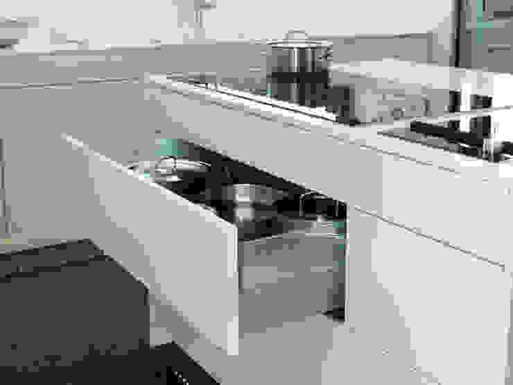 Hassel | Luxemburg LEICHT Küchen AG KücheSchränke und Regale