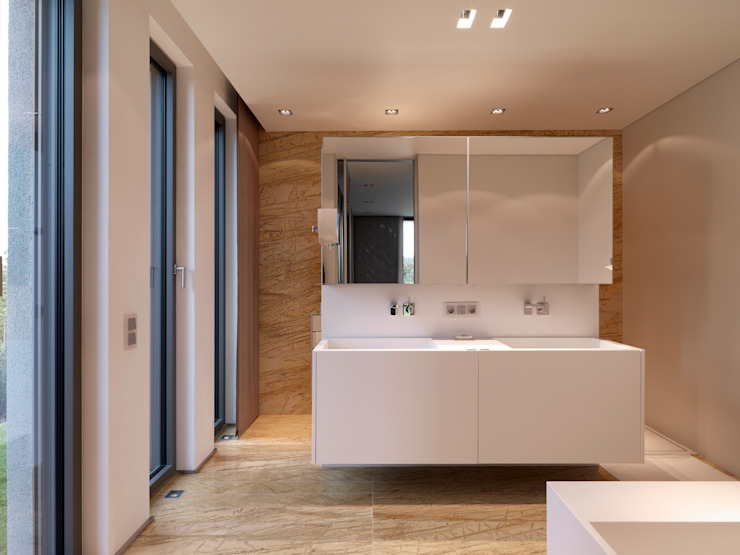 Hassel | Luxemburg LEICHT Küchen AG Moderne Badezimmer
