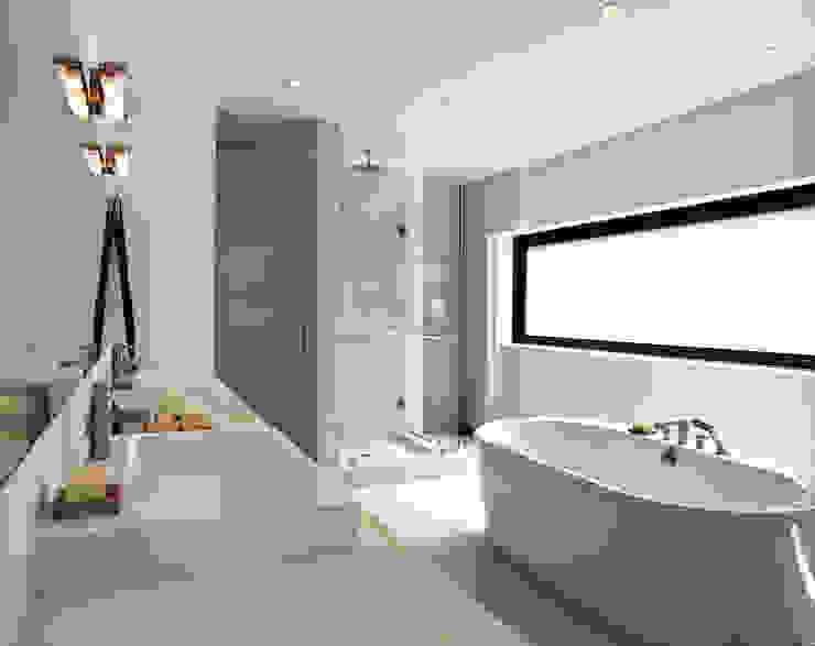 Ванная комната в стиле модерн от LEICHT Küchen AG Модерн