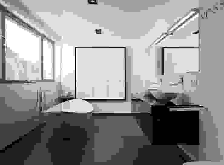 Modern bathroom by LEICHT Küchen AG Modern