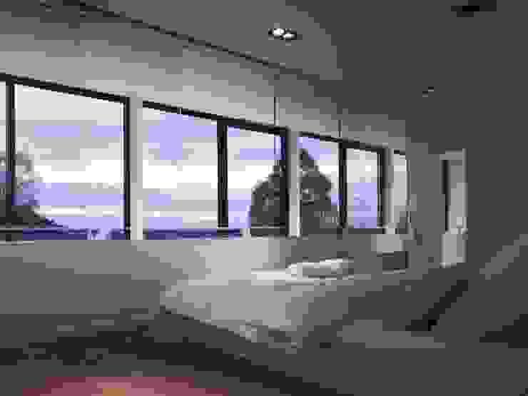 Camera da letto moderna di LEICHT Küchen AG Moderno