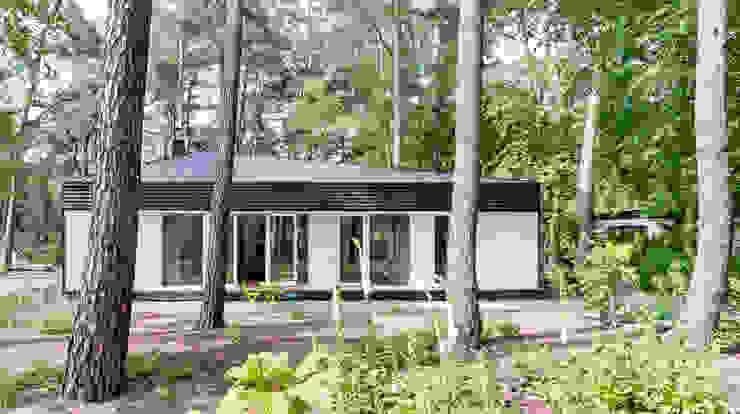 Vom Garten Moderne Häuser von homify Modern