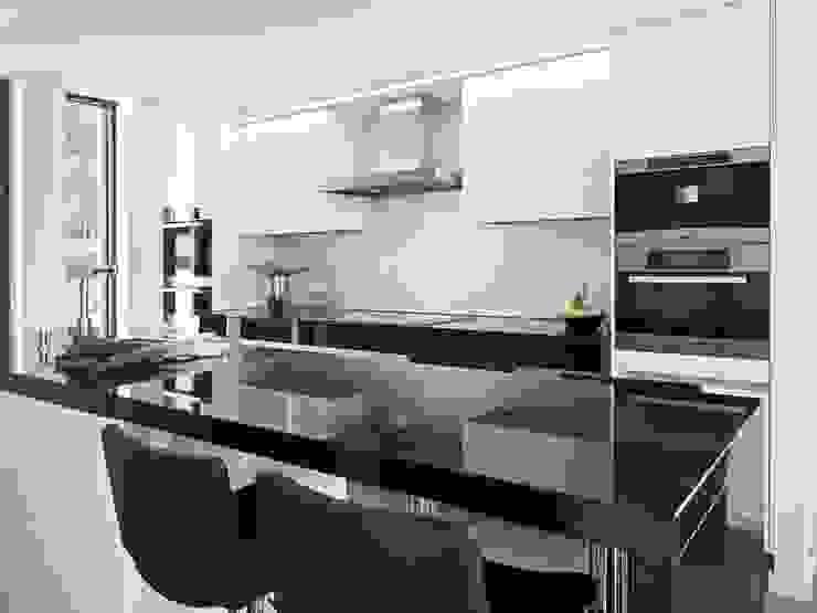 LEICHT Küchen AG Cocinas de estilo moderno