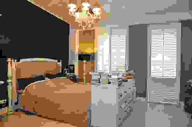 Shutters w sypialni: styl , w kategorii Sypialnia zaprojektowany przez Gama Styl,Klasyczny