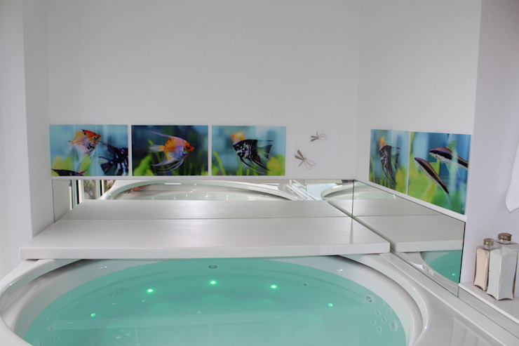 Foto hinter Acrylglas: modern  von fotokasten GmbH,Modern