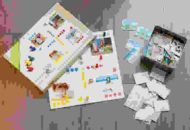 Foto-Brettspiel und Foto-Memo von fotokasten GmbH Ausgefallen