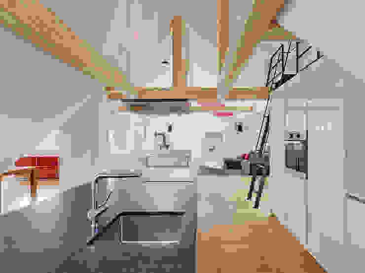 Кухня в стиле модерн от PARTNER Aktiengesellschaft Модерн