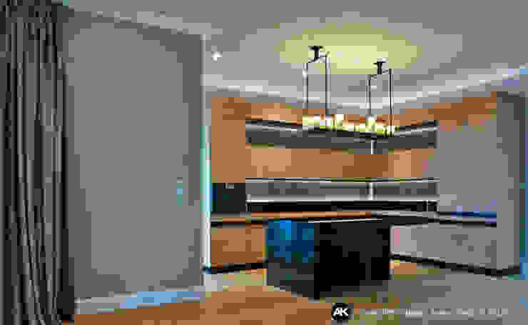 Andras Koos Architectural Interior Design Modern kitchen