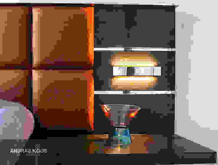 Harvestehuder Weg - Penthouse Moderne Schlafzimmer von homify Modern