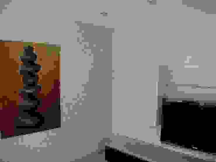 Wände mit Charakter Salon moderne