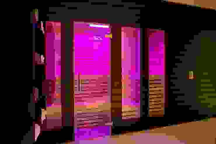 Spa modernos de ligthing & interior design Moderno