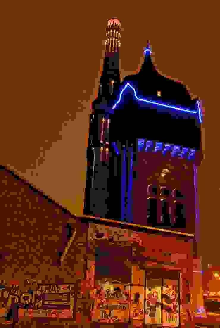 Wasserturm am Schlachthof, Wiesbaden Industriale Museen von ligthing & interior design Industrial