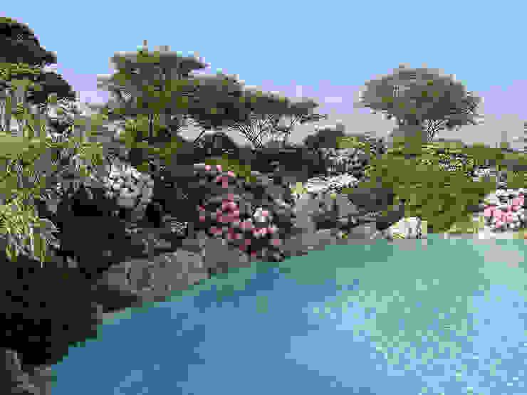 Modern style gardens by Kirchner Garten & Teich GmbH Modern