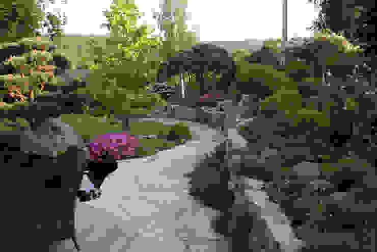 Kompletter Garten in Hünstetten Moderner Garten von Kirchner Garten & Teich GmbH Modern