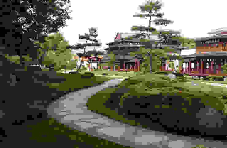 Kirchner Garten & Teich GmbH Taman Gaya Asia