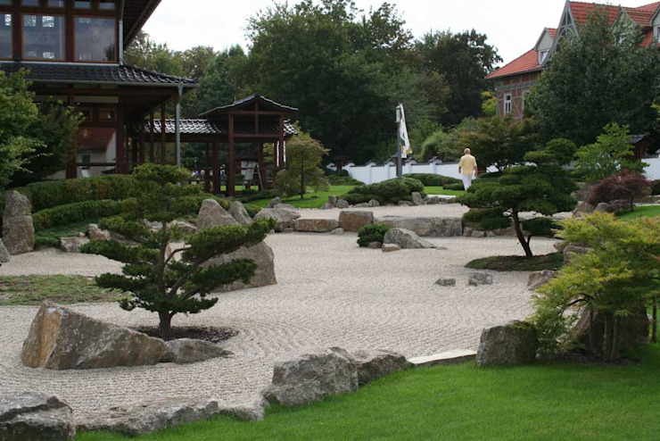 Jardines asiáticos de Kirchner Garten & Teich GmbH Asiático