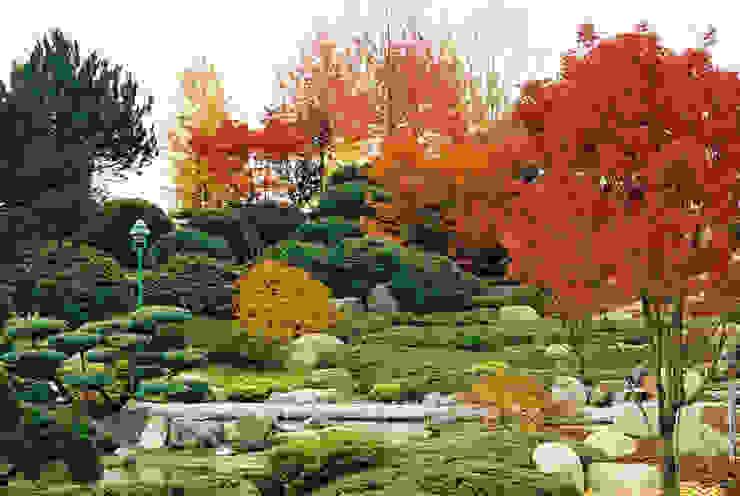 Jardins  por Kirchner Garten & Teich GmbH,