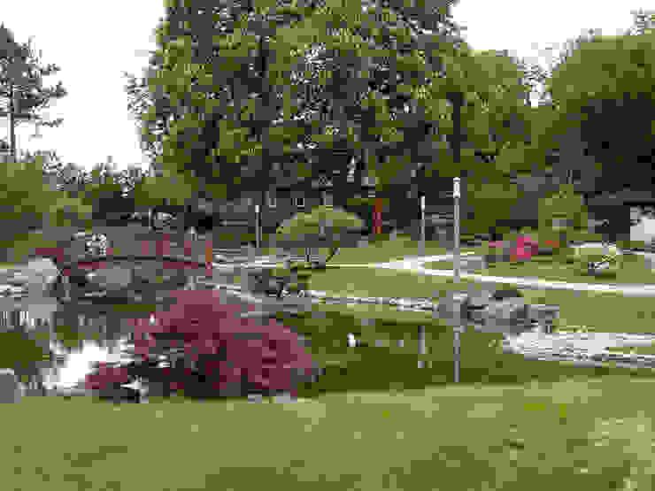 Kirchner Garten & Teich GmbH 아시아스타일 정원