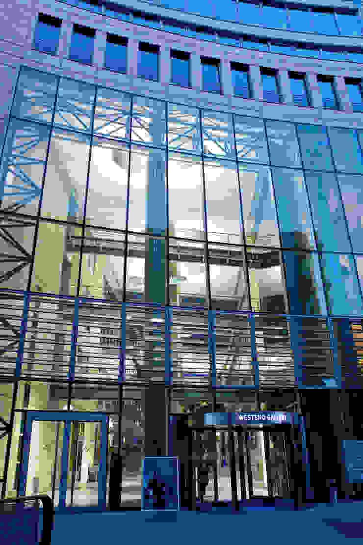 Edificios de oficinas de estilo moderno de ligthing & interior design Moderno