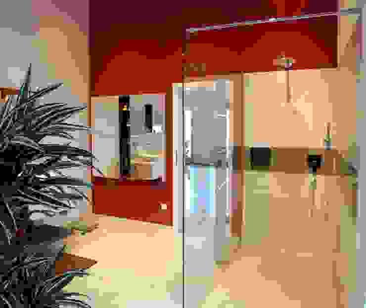 Baños de estilo  por Einrichtungsideen, Moderno
