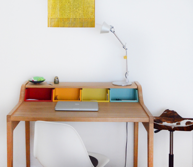 Privatwohnung G ALBERT + GUCCIONE interior design